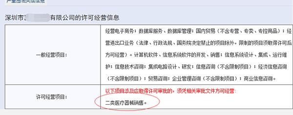 二类医疗器械经营许可证备案 (无需本人出面,一天拿证)